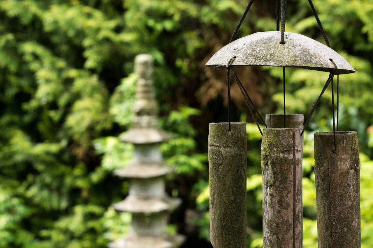 Le carillon dans la philosophie Feng Shui