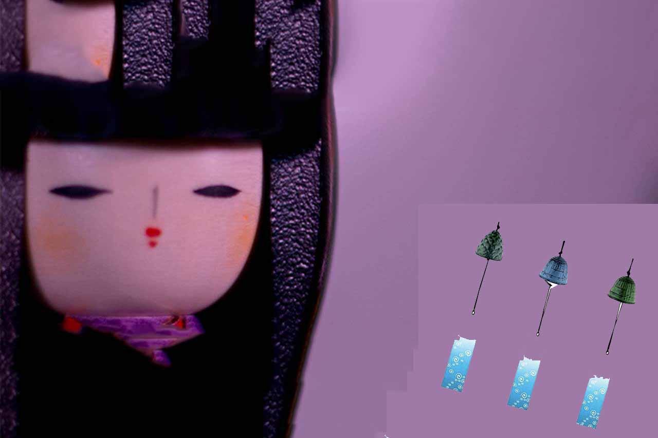 Les cloches furin Iwashu, le carillon japonais par excellence.