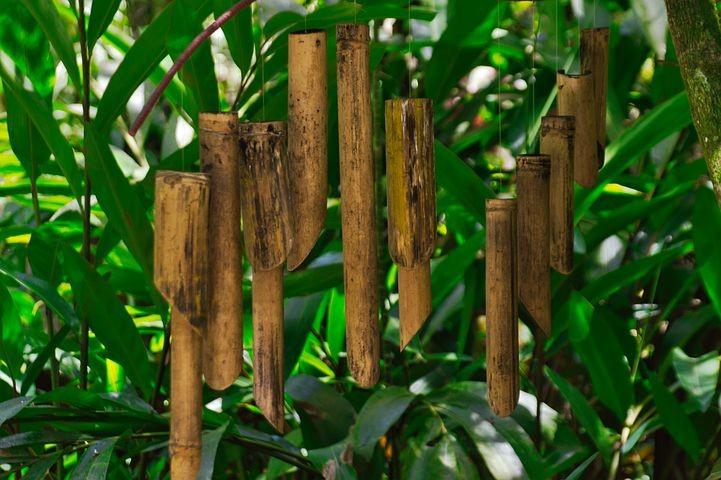 carillons-jardin-bambou